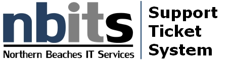nbits support centre logo